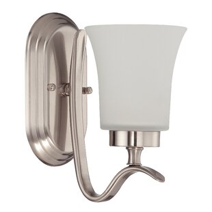 Affordable Grampian 1-Light Wall Sconce By Red Barrel Studio