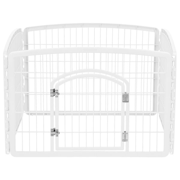 Huntington 24 4-Panel Pet Pen by Tucker Murphy Pet