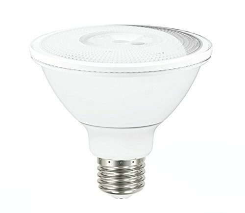 9W Frosted PAR30 E26 Light Bulb (Set of 6) by MooseLED