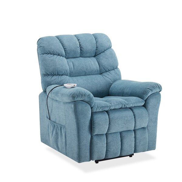 Anthime Power Recliner with Massage with Heating W003520847