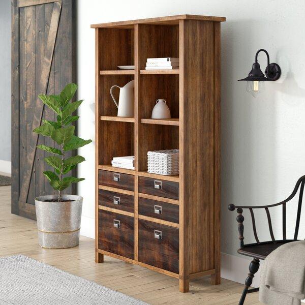 Jodie Standard Bookcase By Laurel Foundry Modern Farmhouse