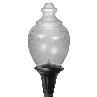 Reviews Pederson 1-Light Lantern Head By Alcott Hill