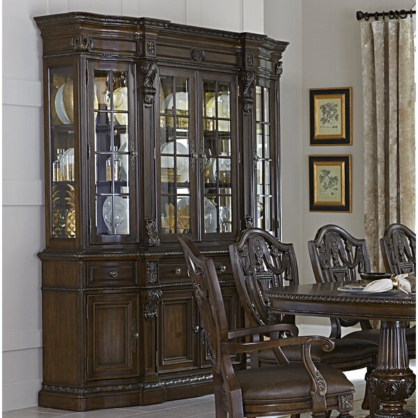 Weik China Cabinet by Astoria Grand
