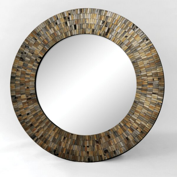 Aventurine Accent Mirror by Ren-Wil