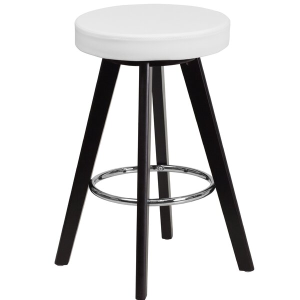 Salerno 24 Bar Stool by Ebern Designs
