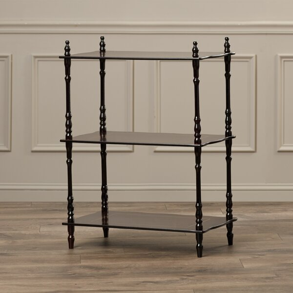 Baskerville Etagere Bookcase by Charlton Home
