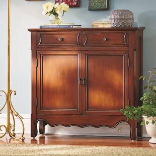 Mauzy 2 Drawer 2 Door Accent Cabinet By Lark Manor