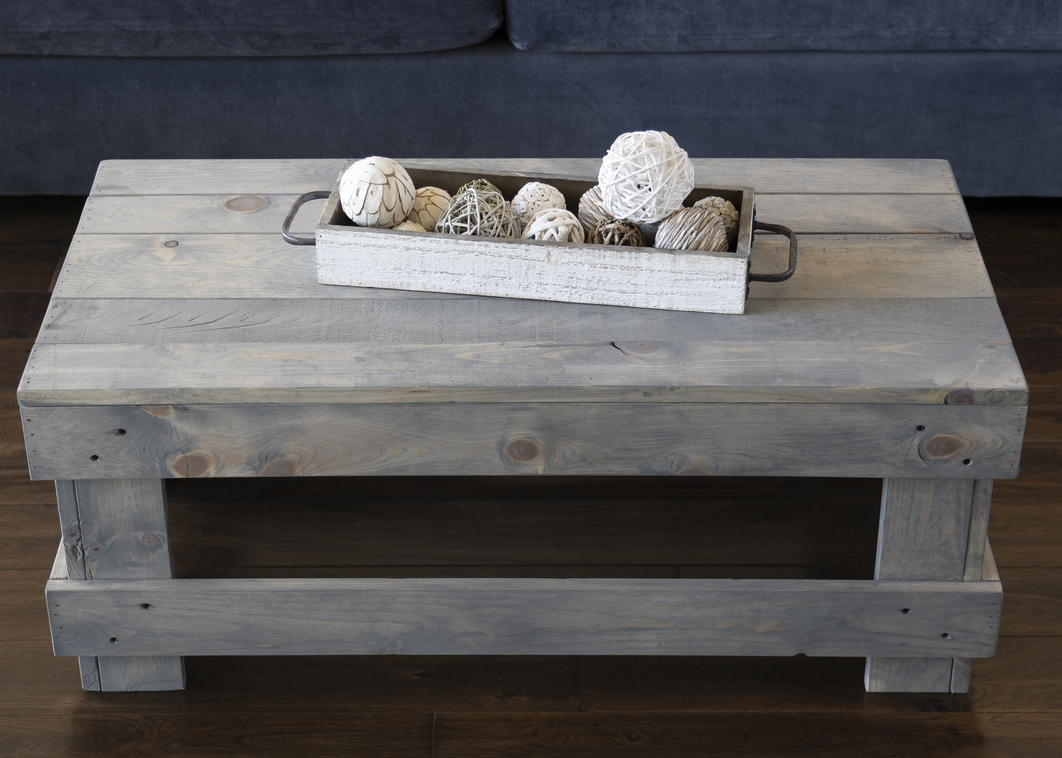 Foundry Select Coughlin Solid Wood Coffee Table Reviews