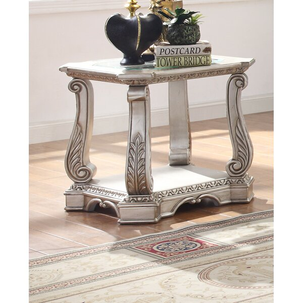 Bridewell End Table By Astoria Grand