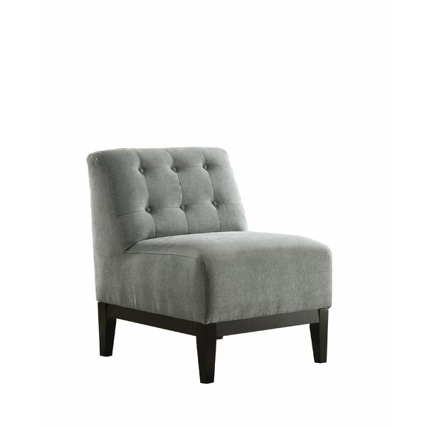 Crawley Slipper Chair by Corrigan Studio