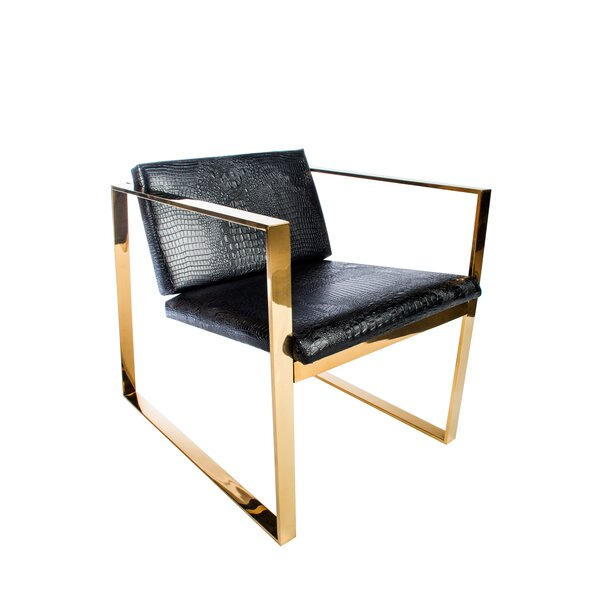 Phillippe Lounge Chair by Statements by J