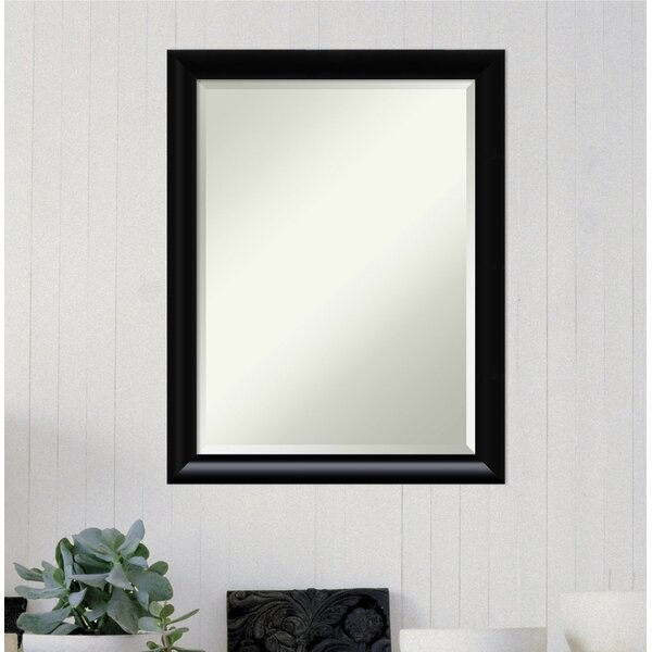 Philipp Extra Large Modern and Contemporary Beveled Accent Mirror