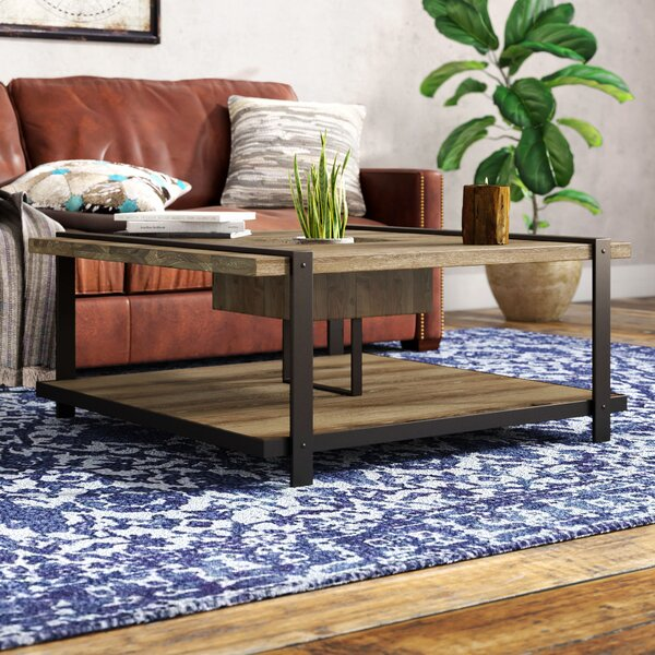 Northeast Jefferson Coffee Table by Trent Austin Design Trent Austin Design