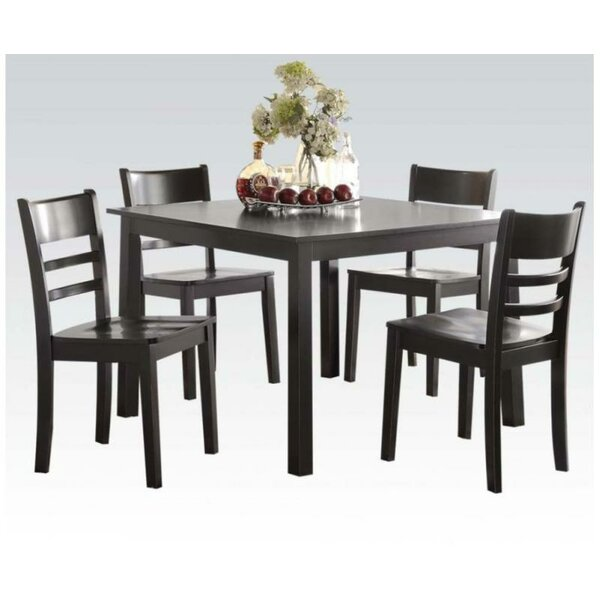 Sophia 5 Piece Dining Set by A&J Homes Studio