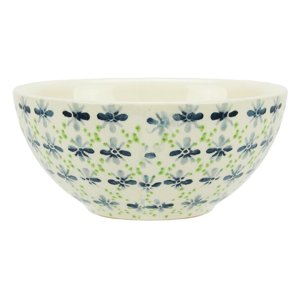 French Countryside Floral Soup Bowl by Northlight Seasonal