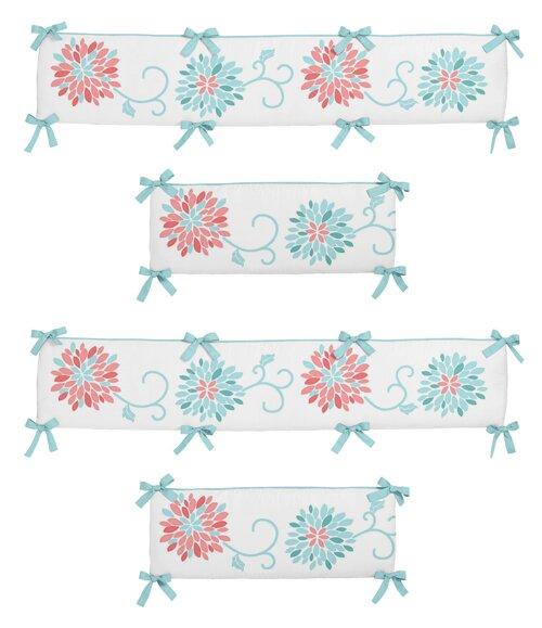 Emma Crib Bumper by Sweet Jojo Designs