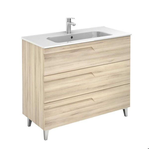 Huntsville 40'' Single Bathroom Vanity Set