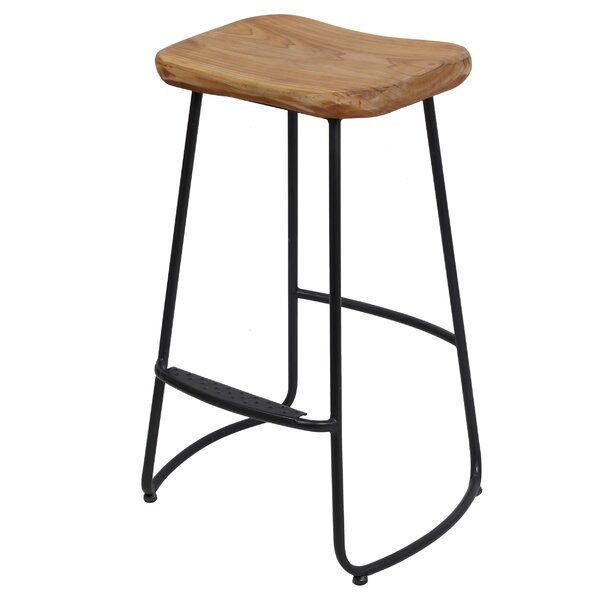 Ilsa 20 Bar Stool by Millwood Pines