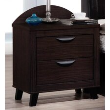 Copeland 2 Drawer Nightstand by Red Barrel Studio