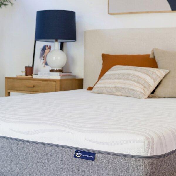 Perfect Sleeper 12 Medium Gel Memory Foam Mattress by Serta