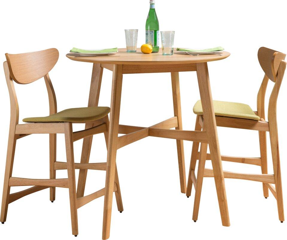 Denver dining set reviews allmodern - Dining room furniture denver ...