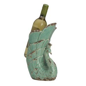 1 Bottle Tabletop Wine Rack by Bombay Heritage
