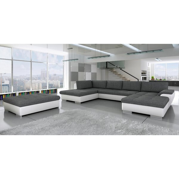 Gal Maxi Sleeper Sectional By Orren Ellis Great Reviews
