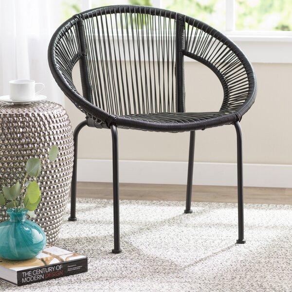 Alexus Papasan Chair by Zipcode Design