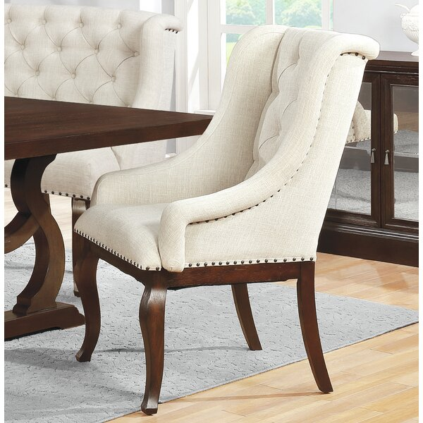 Upholstered Dining Chair (Set of 2) by Scott Living