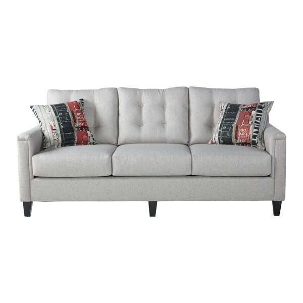 Offers Priced Lafferty Sofa by Wrought Studio by Wrought Studio