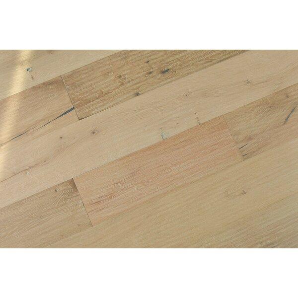 Belize 7-2/5 Engineered Oak Hardwood Flooring in St Alban Tan by Albero Valley