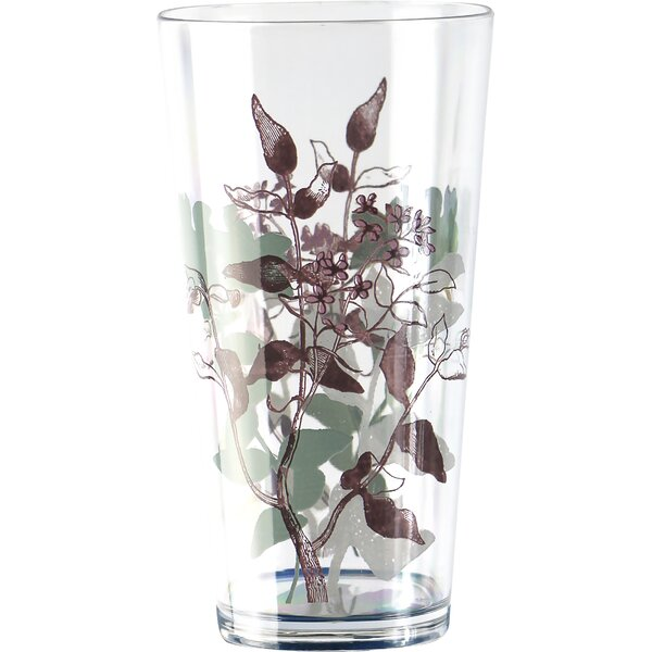 Twilight Grove Acrylic 19 oz. Ice Tea Glass (Set of 6) by Corelle