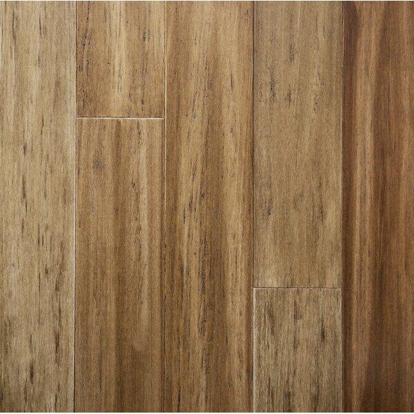 5 Engineered Bamboo Flooring in Windswept Desert by Islander Flooring