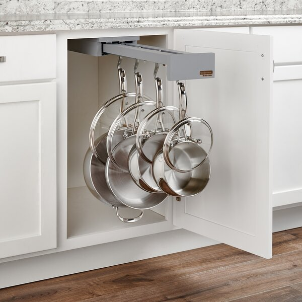 Soft Close Cookware Organizer Hook by Rev-A-Shelf