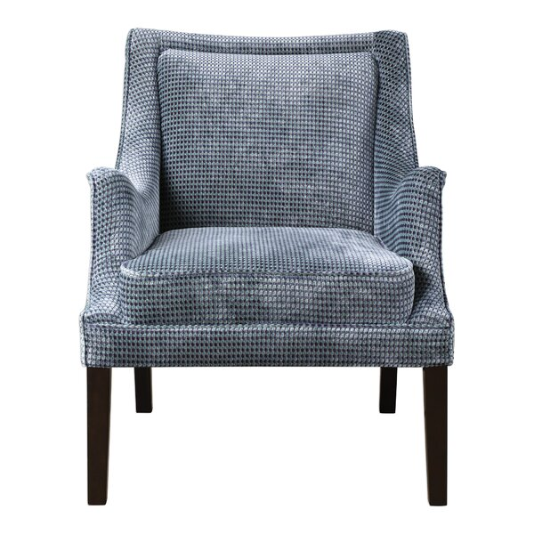 Rohan Wingback Chair by Rosdorf Park