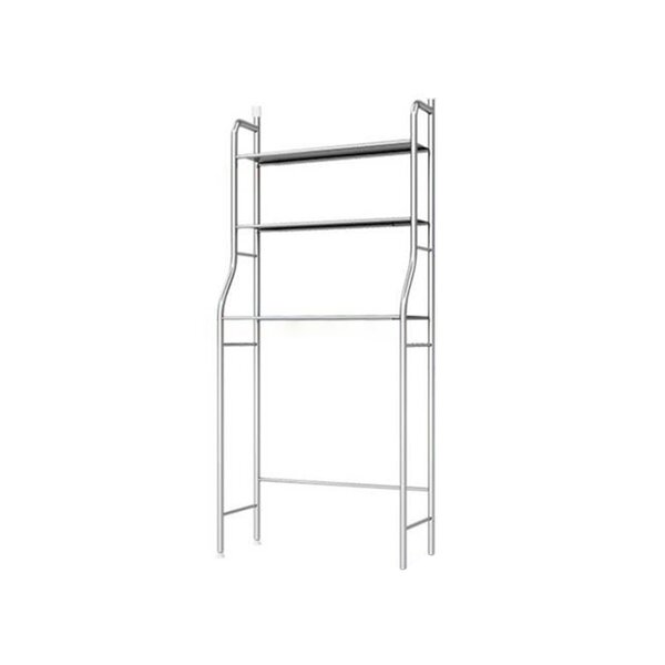 Liverman 26.77 W x 64.17 H x 9.84 D Free-Standing Over-The-Toilet Storage