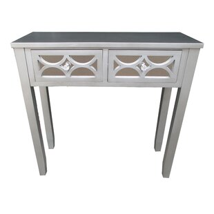 Find Wooden 2 Drawer Console Table By Jeco Inc.