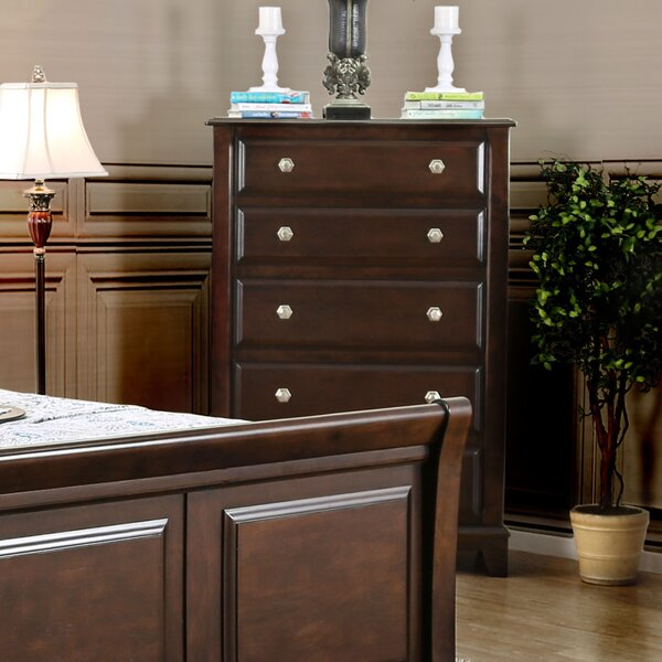 Daleville 5 Drawer Chest by Darby Home Co