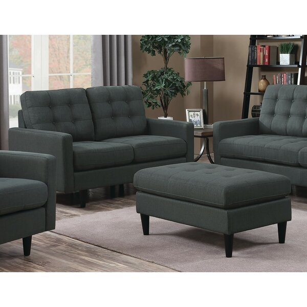 Fabrizio 2 Piece Living Room Set by George Oliver