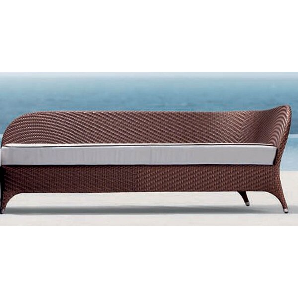 Flora Patio Daybed with Cushions by 100 Essentials