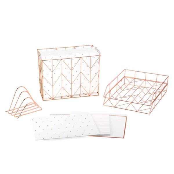 Briley Desktop Supplies Organizer by Ivy Bronx