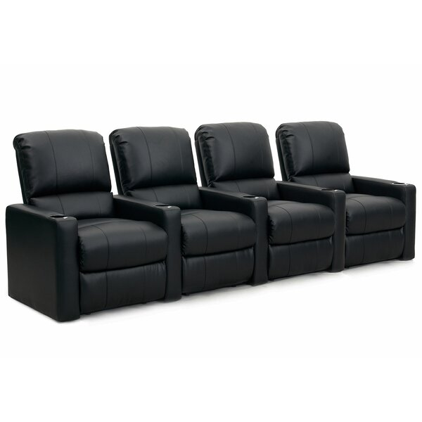 XS300 Home Theater Row Seating (Row Of 4) By Ebern Designs