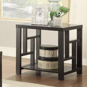 Chaney End Table by Zipcode Design