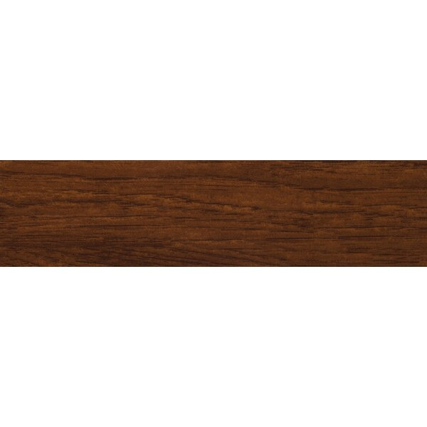 Heritage 6 x24 Porcelain Wood Look/Field Tile in Mahogany by Emser Tile