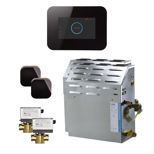 30 kW Bath Steam Generator Package by Mr. Steam