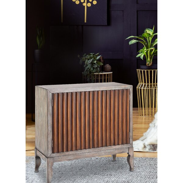 Oltorf 2 Door Accent Cabinet by Bloomsbury Market