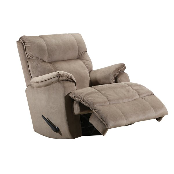 Dedman Comfort King Chaise Recliner by Red Barrel