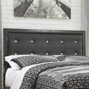 Aquilae Upholstered Panel Headboard by Willa Arlo Interiors
