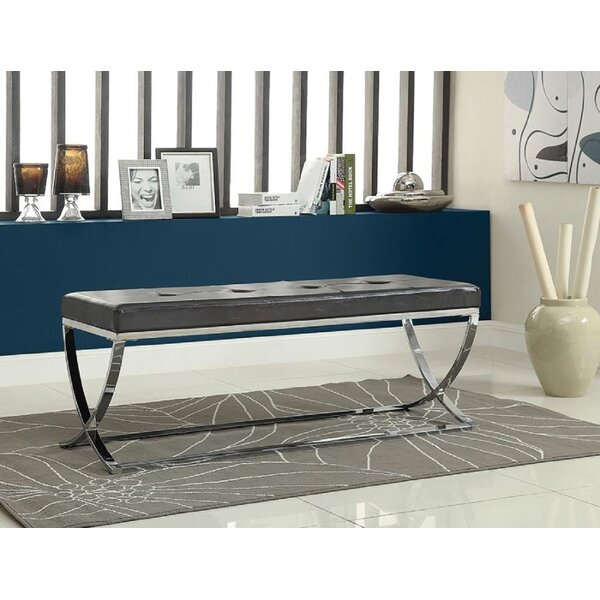 Sudlersville Metal Bench By Orren Ellis