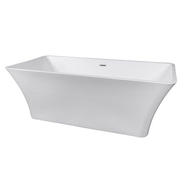67 x 31.5 Soaking Bathtub by AKDY